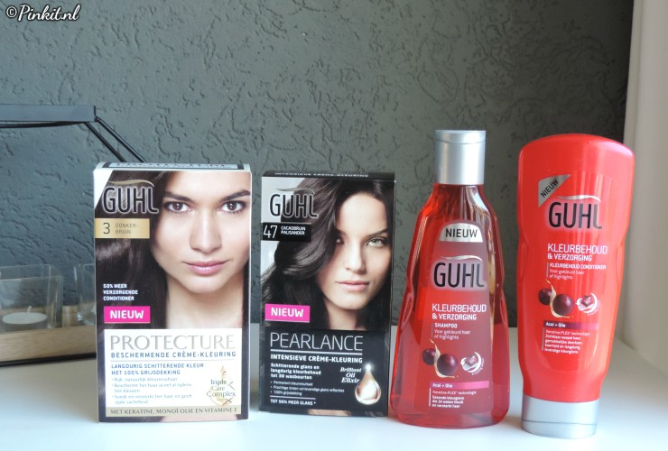 HAIRCARE | GUHL COLOR PROTECTURE & PEARLANCE