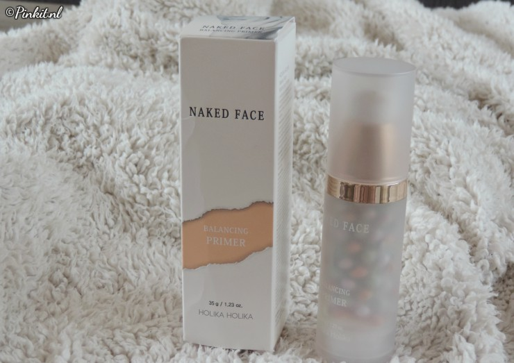 BEAUTY | HOLIKA HOLIKA NAKED FACE BALANCING PRIMER