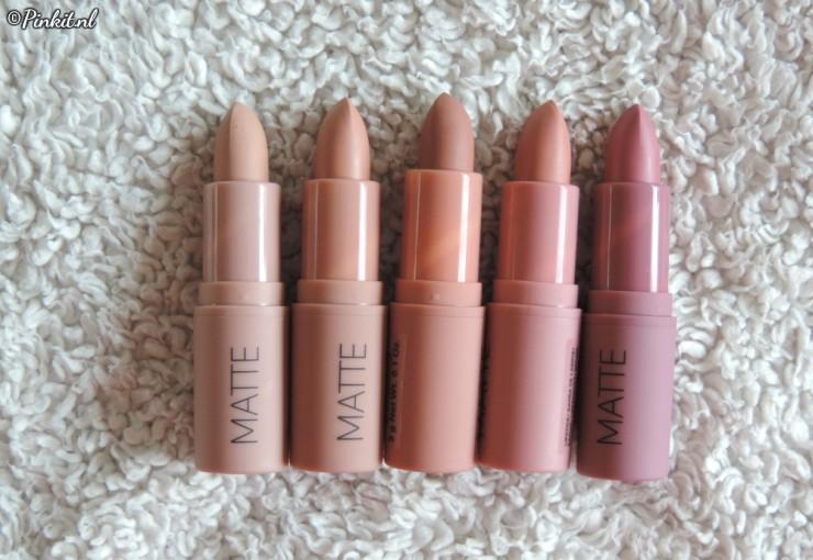 PS Matte Lipstick Vault