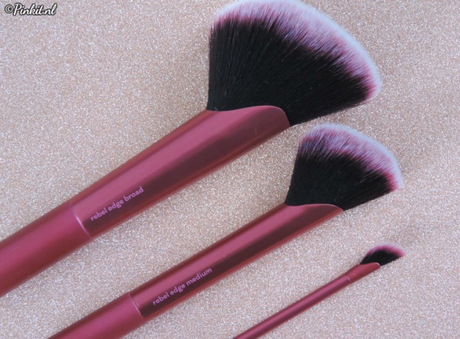 BEAUTY | REAL TECHNIQUES REBEL EDGE TRIO BRUSHES REVIEW