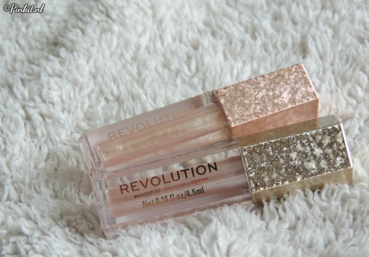 BEAUTY | MAKEUP REVOLUTION JEWEL COLLECTION LIP TOPPER