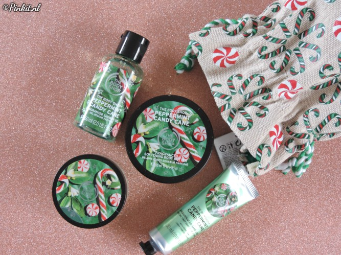 The Body Shop Seasonal Edition