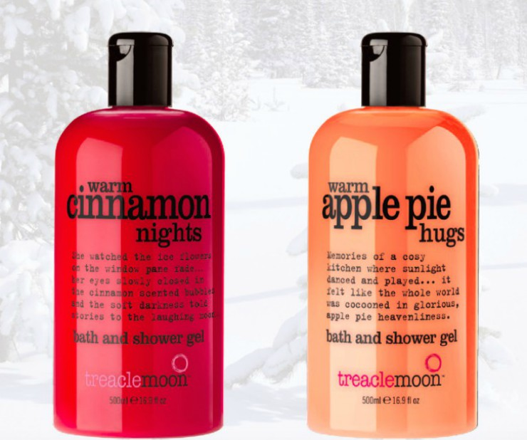 NEWSFLASH | WARME WINTERMOMENTEN MET TREACLEMOON WARM APPLE PIE HUGS & WARM CINNAMON NIGHTS