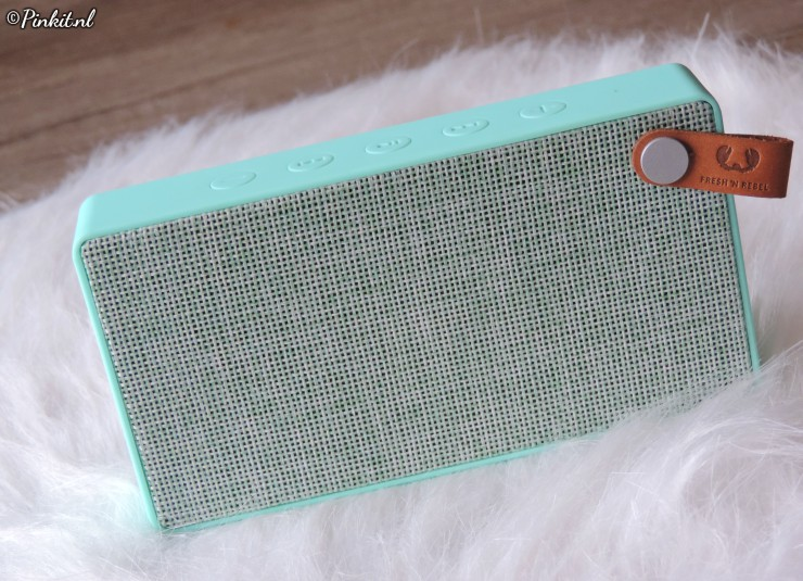 GADGET | FRESH 'N REBEL ROCKBOX SLICE FABRIQ EDITION
