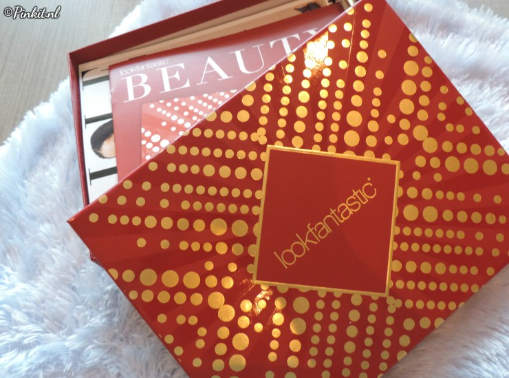 BEAUTY | UNBOXING LOOKFANTASTIC BEAUTY BOX DECEMBER 2018 EDITIE