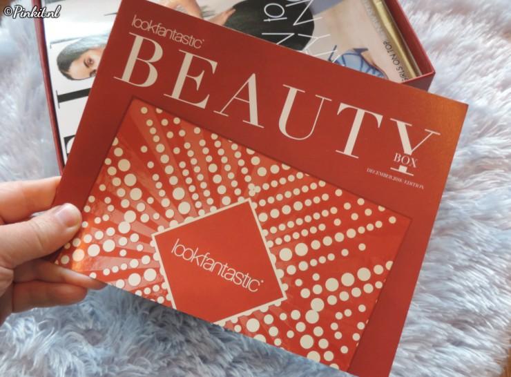 LookFantastic Beauty Box December 2018 Editie