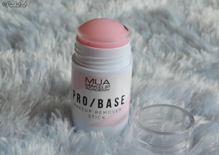 In the mix diverse nieuwe producten van MUA