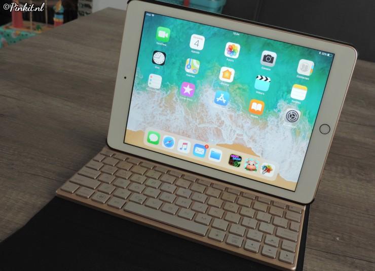 Bluetooth Keyboard Case iPad 2018