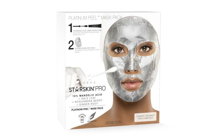 STARSKIN® PRO Platinum Peel Mask Pack