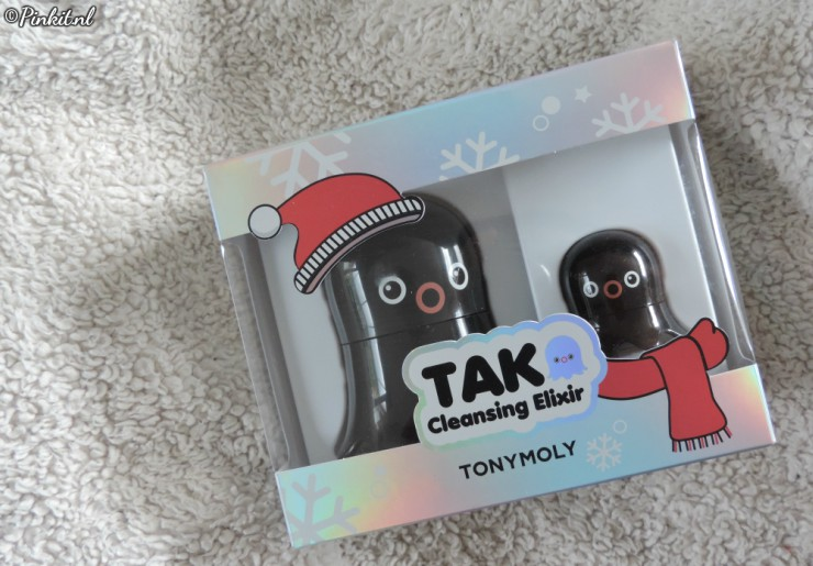 TIP | TONYMOLY TAKO CLEANSING ELIXER HOLIDAY SET