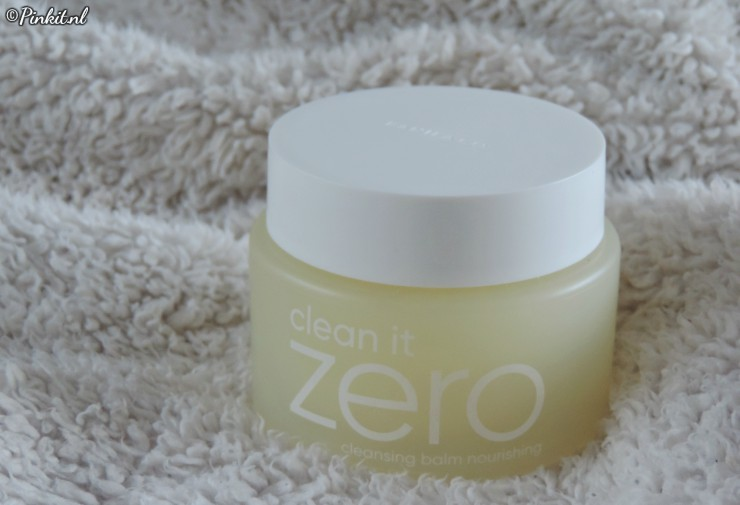 SKINCARE | BANILA CO CLEAN IT ZERO CLEANSING BALM NOURISHING