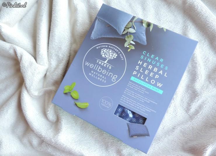 Treets Herbal Sleep Pillow & Pillow Mist