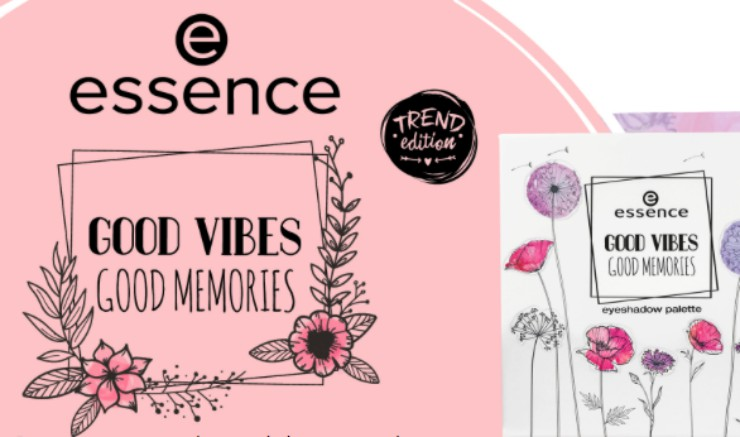 BEAUTY | ESSENCE GOOD VIBES GOOD MEMORIES TREND EDITION