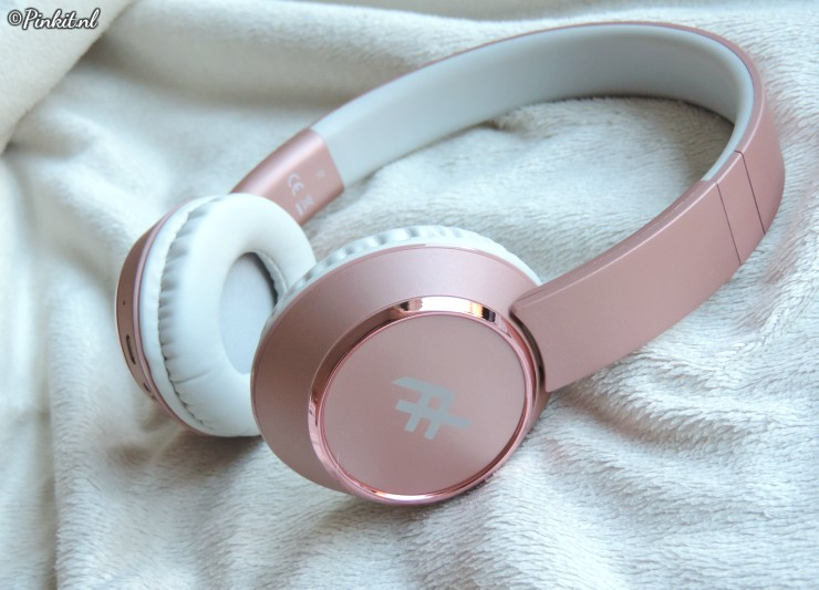 IFrogz Rosé Gouden Coda Wireless Headphone