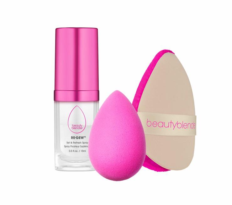 beautyblender glow all night flawless face kit