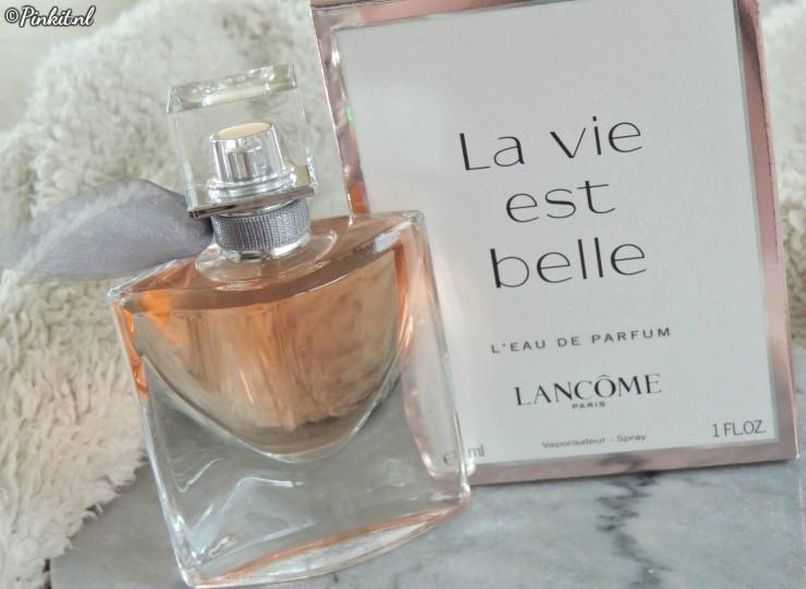 #LOVEIT | LANCÔME LA VIE EST BELLE