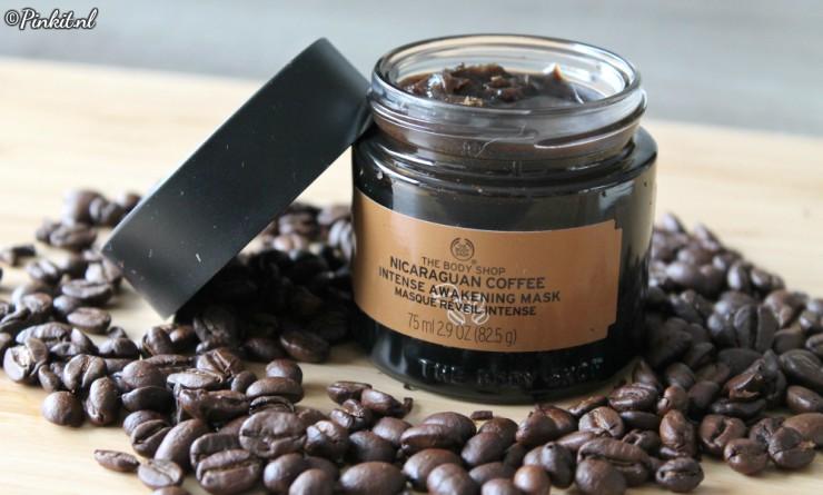 The Body Shop Nicaraguan Coffee Intense Mask