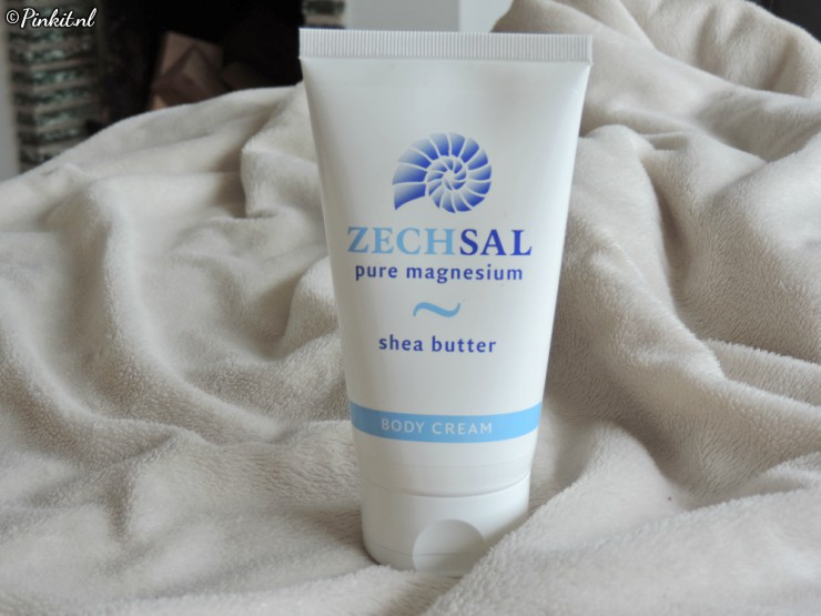 Zechsal Sheabutter Body Cream