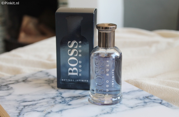 HUGO BOSS BOTTLED INFINITE EDP FOR HIM