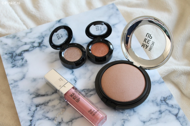 BEAUTY | MAKE UP FACTORY BRONZING COLLECTIE