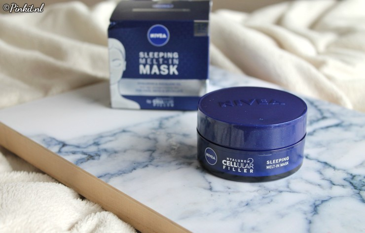NIVEA Sleeping Melt-in Masker