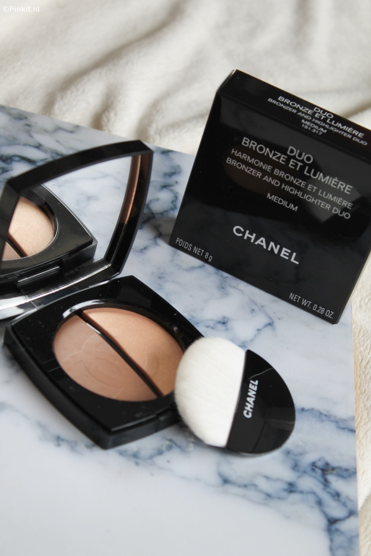 Chanel Cruise Collection 2019 Duo Bronze Et Lumière