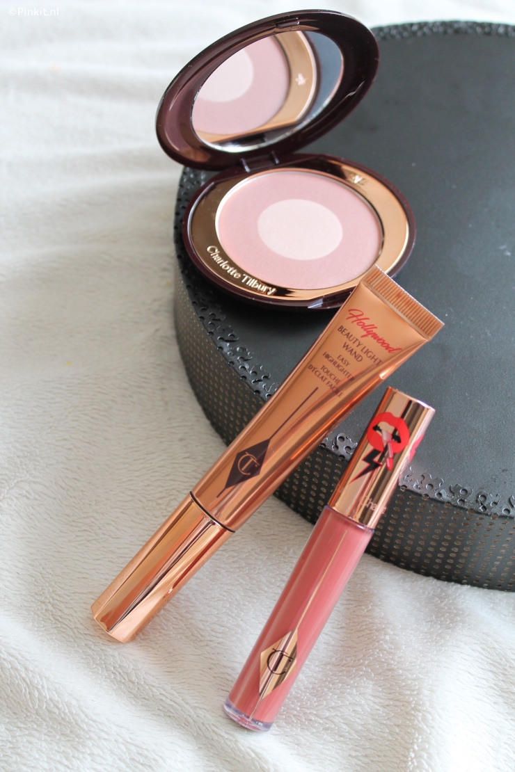 BEAUTY | CHARLOTTE TILBURY PILLOW TALK, DIRTY DANCER & HOLLYWOOD BEAUTY LIGHT WAND