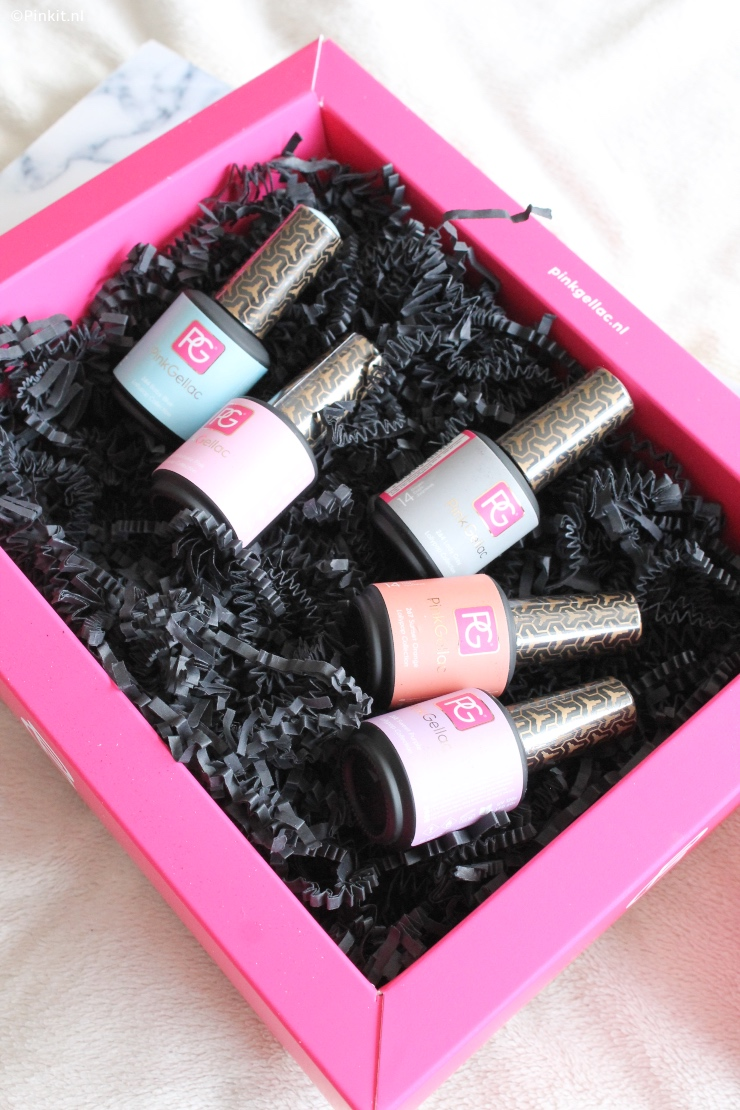 PINK GELLAC LOLLYPOP COLLECTIE