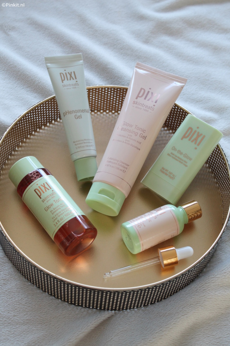 PIXI GLOW COLLECTION #PIXIGLOWSTORY