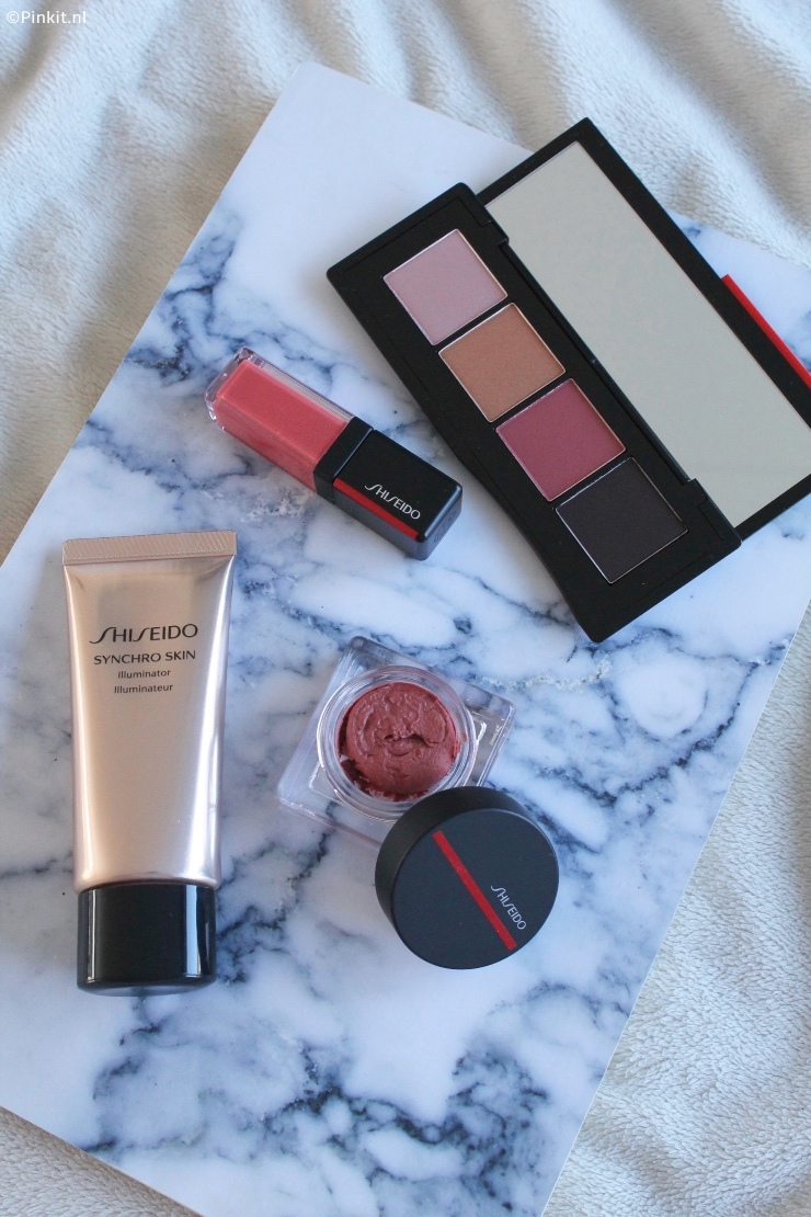 IN THE MIX | DIVERSE MAKE-UP VAN HET MERK SHISEIDO