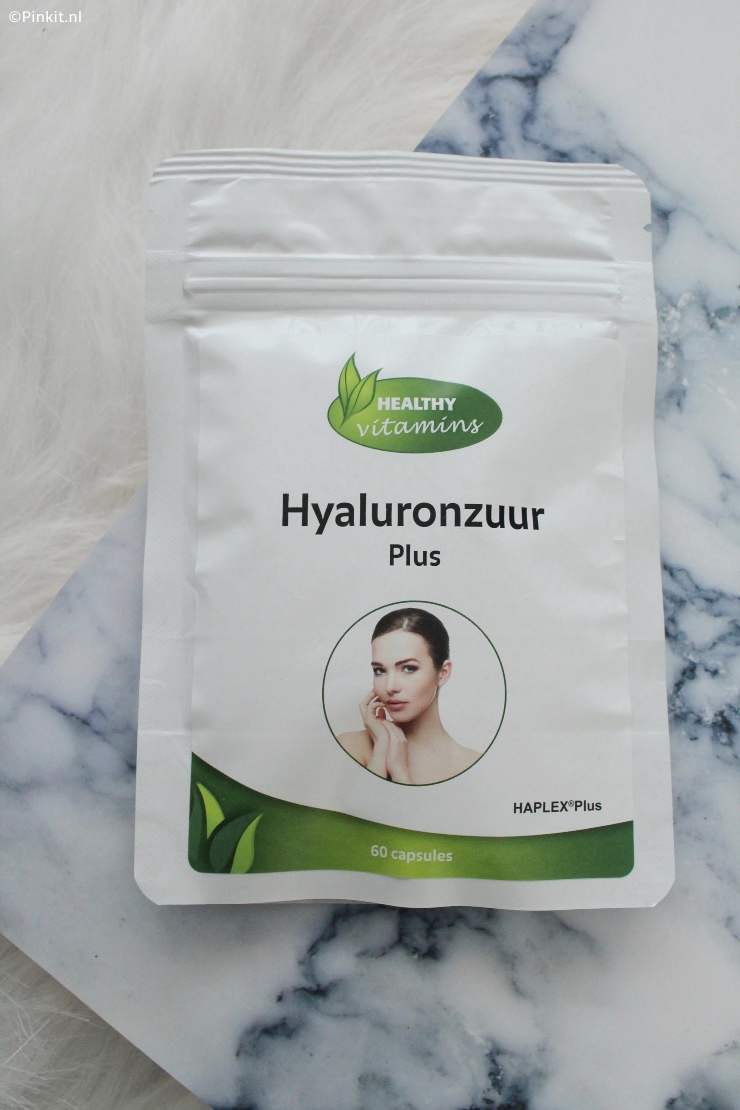 WIN | HEALTHY VITAMINS HYALURONZUUR PLUS