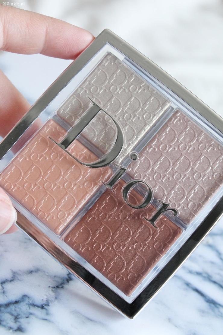 Dior Backstage Glow Face Palette Glitz