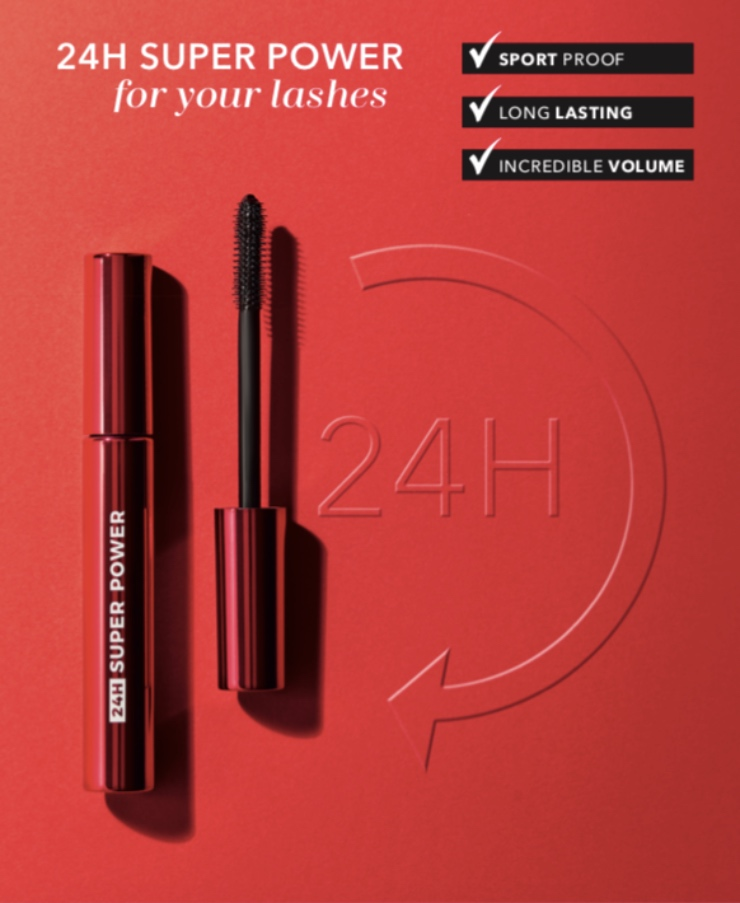 Douglas Collection 24h super power mascara