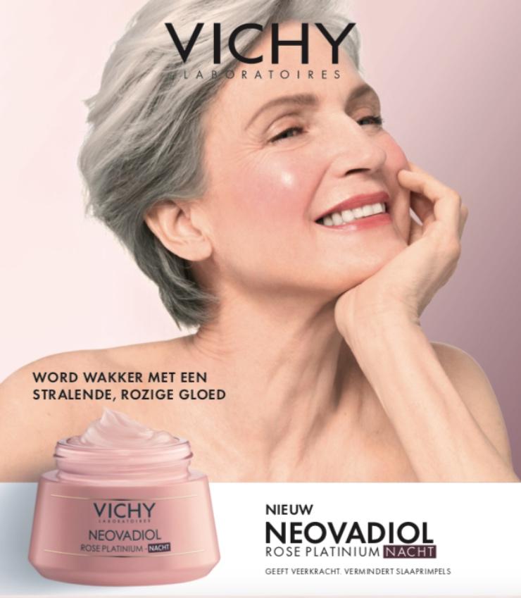 NIEUW | VICHY NEOVADIOL ROSE PLATINIUM NIGHT