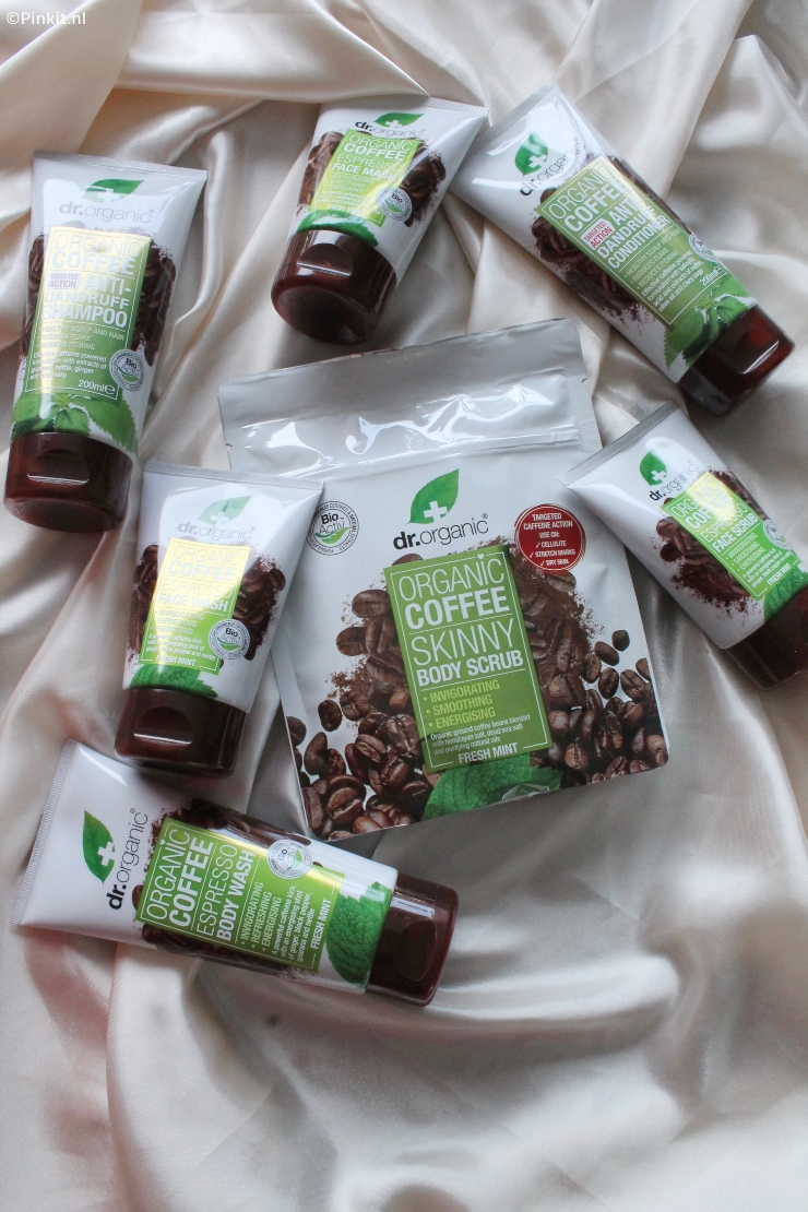 NIEUW | DR. ORGANIC COFFEE FRESH MINT