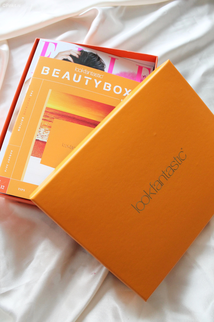 UNBOXING LOOKFANTASTIC BEAUTY BOX AUGUSTUS 2019