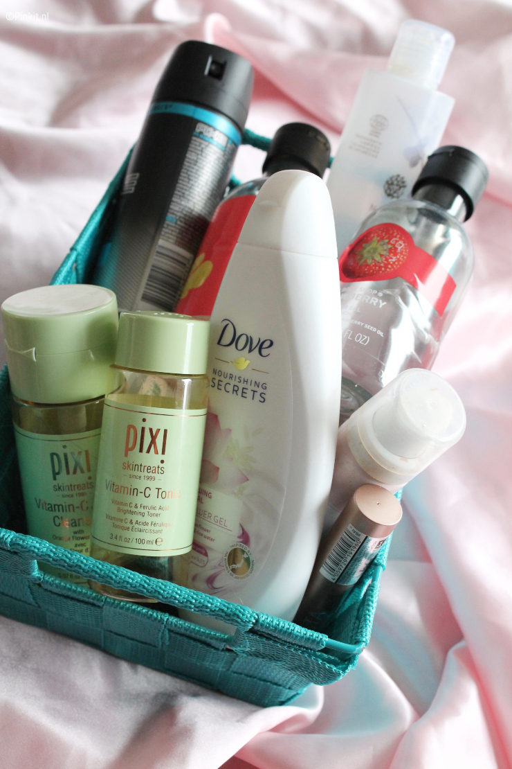 BEAUTY EMPTIES OKTOBER 2019