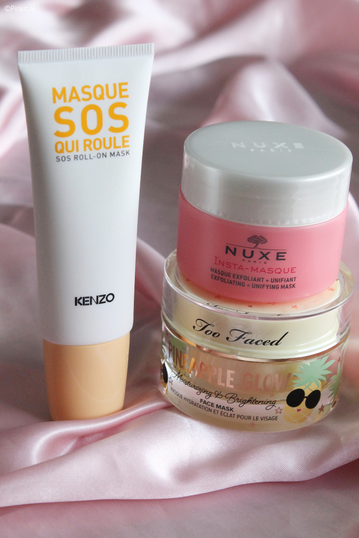 In the mix Kenzoki, Too Faced & Nuxe