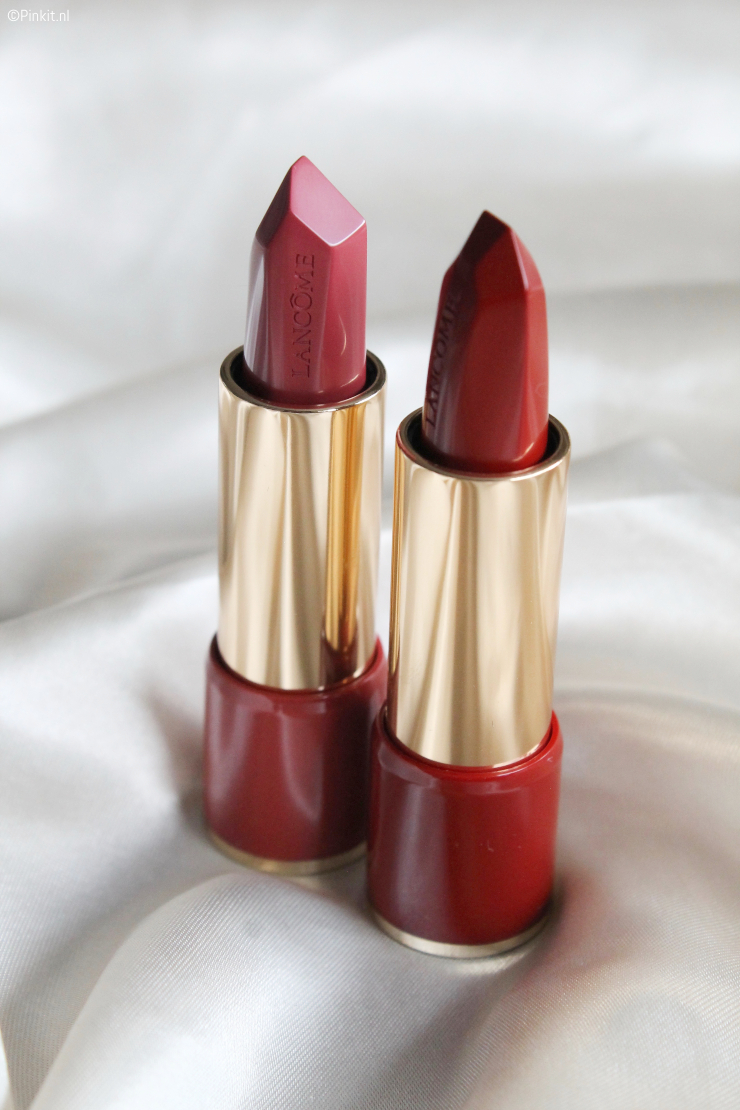 LANCÔME L'ABSOLU ROUGE RUBY CREAM LIPSTICK (LIMITED EDITION)