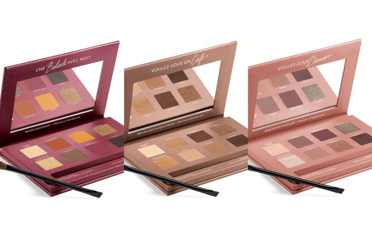 Nieuw Bourjois 4-in-1 Eye Palettes