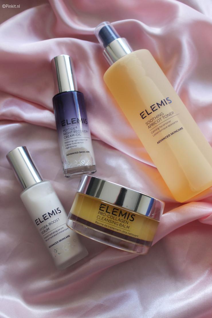 Diverse huidverzorging van het merk ELEMIS