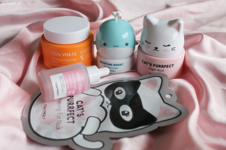 IN THE MIX | TONYMOLY KOREAN SKINCARE