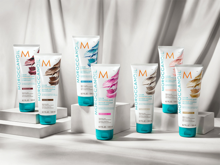 MOROCCANOIL COLOR DEPOSITING MASK COLLECTIE