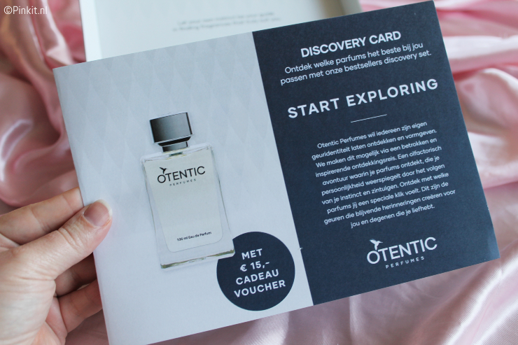 Otentic Perfumes Discovery Set