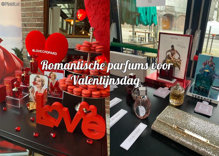 ROMANTISCHE PARFUMS VOOR VALENTIJNSDAG