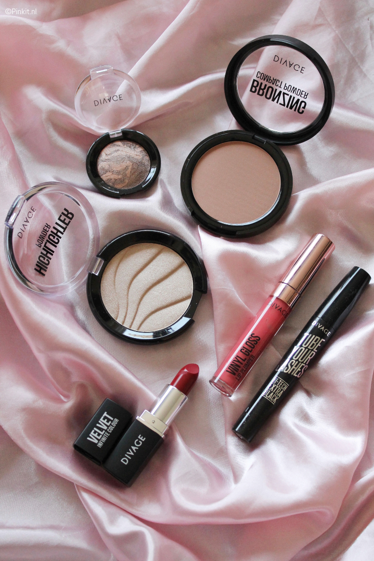 IN THE MIX | DIVAGE MAKE-UP REVIEW