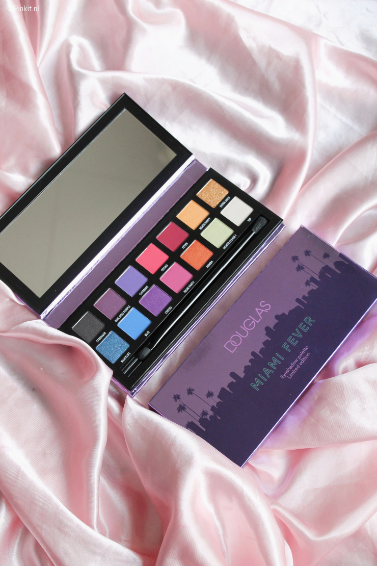 Douglas Collection Miami Fever Eyeshadow Palette