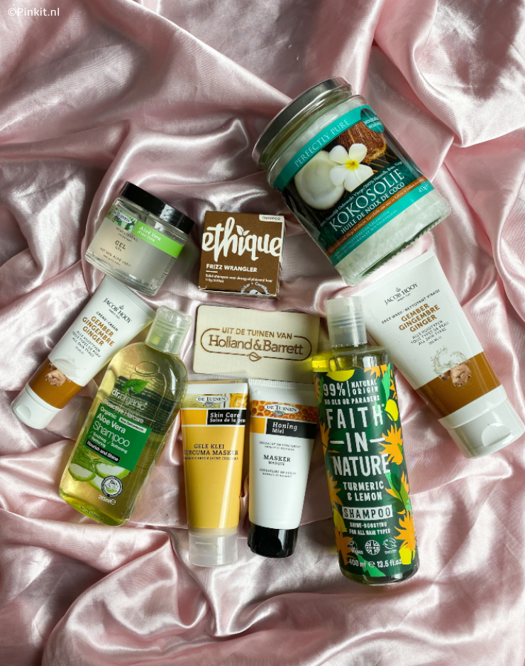 CLEAN BEAUTY UIT DE TUINEN VAN HOLLAND & BARRETT