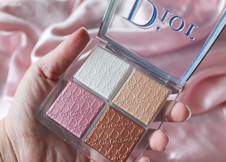 Dior Backstage Glow Face Palette review