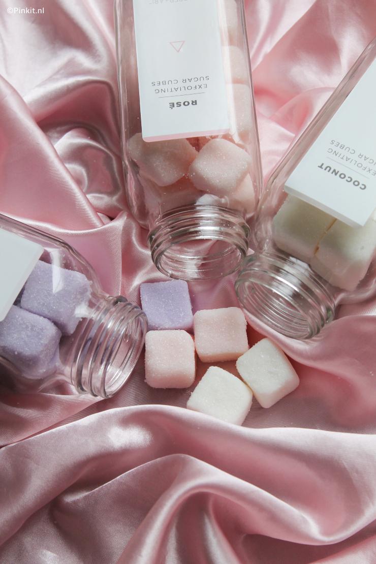 Harper + Ari Exfoliating Sugar Cubes